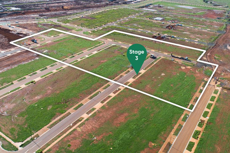 Stage 3 - Garden & Myrtle Releases progress image